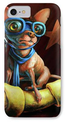 Chihuahua IPhone 8 Cases