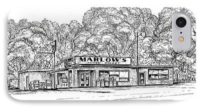 Marlow iPhone Cases