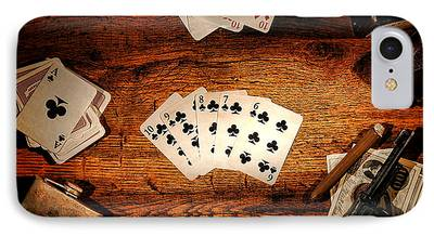 Playing Cards iPhone Cases