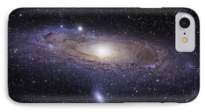 Cosmology iPhone Cases