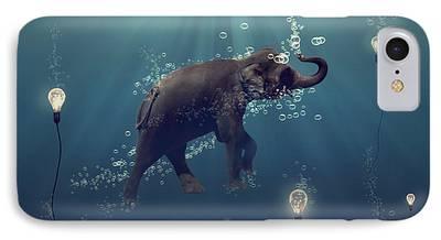 Elephant iPhone Cases
