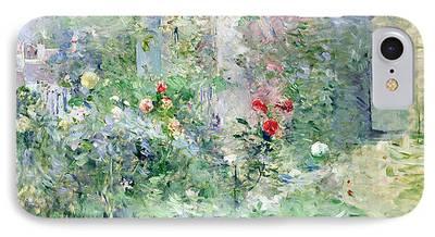 Berthe Paintings iPhone Cases