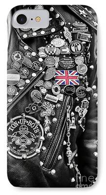Made In Britain iPhone Cases