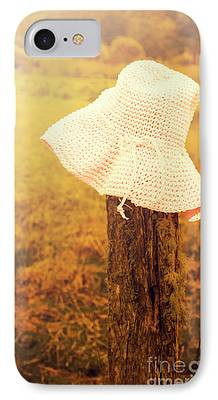 Knit Hat Photographs iPhone 8 Cases