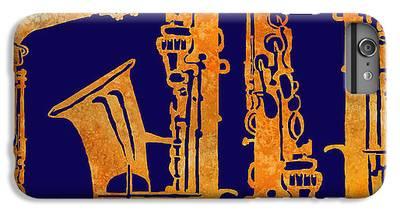 Saxophone iPhone 8 Plus Cases