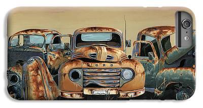 Truck iPhone 8 Plus Cases