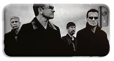 U2 IPhone 8 Plus Cases