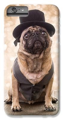 Pug IPhone 8 Plus Cases