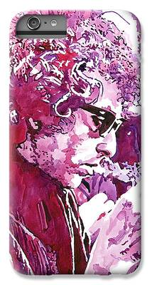 Bob Dylan IPhone 8 Plus Cases