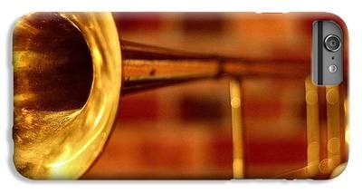 Trombone iPhone 8 Plus Cases