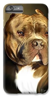 Pitbull IPhone 8 Plus Cases
