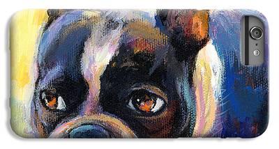 Boston Terrier IPhone 8 Plus Cases