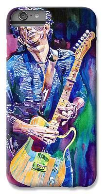 Keith Richards IPhone 8 Plus Cases