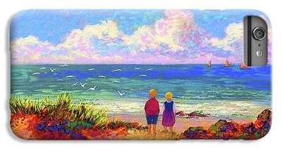 Big Island Paintings iPhone 8 Plus Cases
