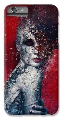 Manipulation Digital Art iPhone 8 Plus Cases