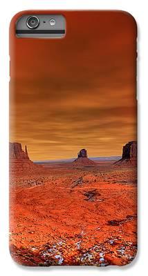 Southwestern Usa Photographs iPhone 8 Plus Cases