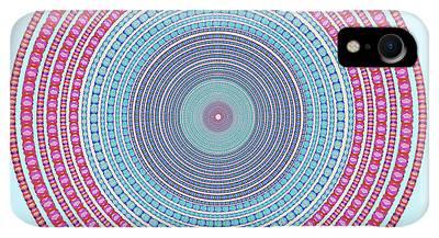 Space Digital Art iPhone XR Cases