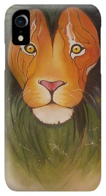 Animals Paintings iPhone XR Cases
