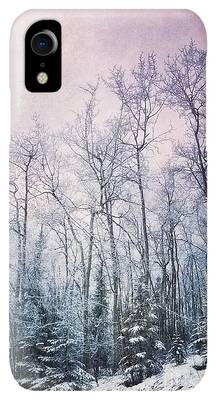Winter Photographs iPhone XR Cases