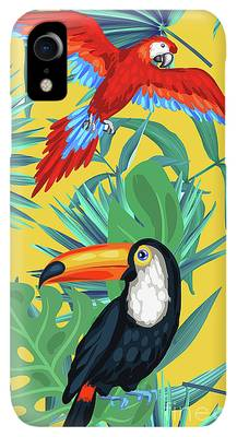 Tropical Photographs iPhone XR Cases