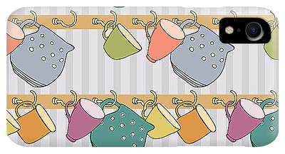 Kettles iPhone XR Cases