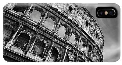 Coliseo iPhone XS Max Cases | Fine Art America