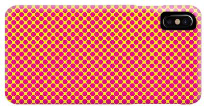 Dark Pink Iphone Xs Max Cases Fine Art America