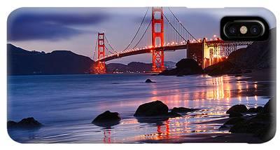 Cloud Gate Iphone Xs Max Cases Fine Art America