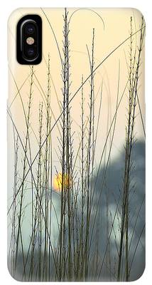 Grass Photographs iPhone XS Max Cases