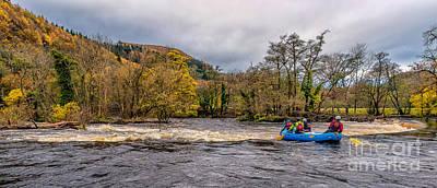 White Water Kayaking Posters