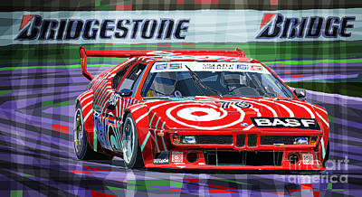 Bmw M1 Posters
