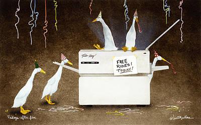 Xerox Paintings Posters