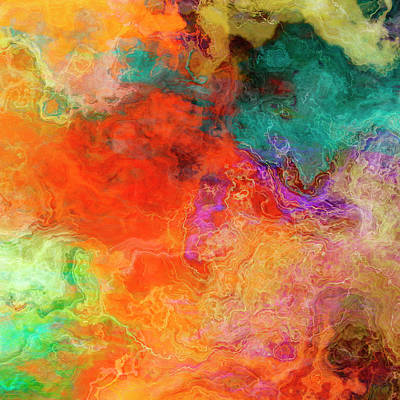 Abstract Art For Sale Digital Art Posters
