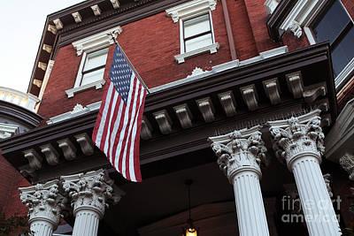 Patriotic Savannah Posters