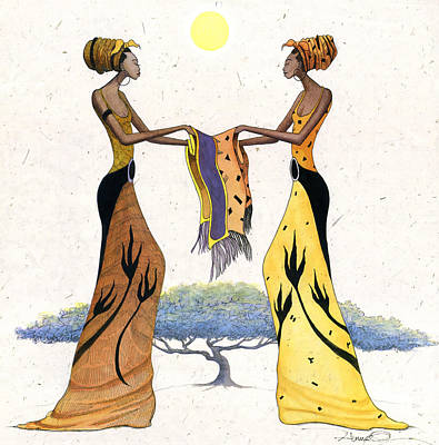 African Clothing Posters