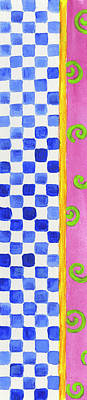 Checkerboard Posters