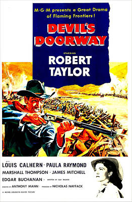 Films By Anthony Mann Posters