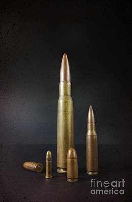 Bullets Posters