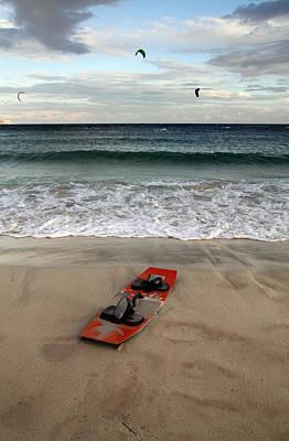 Kiteboarding Posters