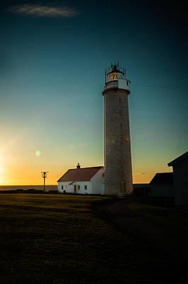 Lista Fyr Lighthouse Posters