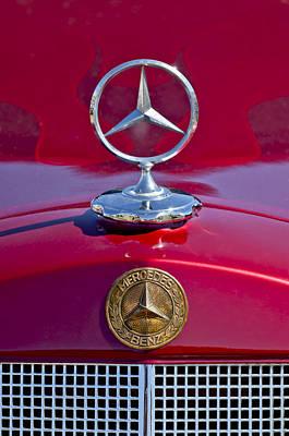 1953 Mercedes Benz Posters