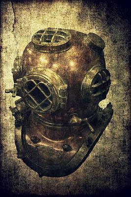 Dive Helmet Posters