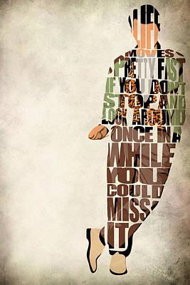 Pop Icon Digital Art Posters