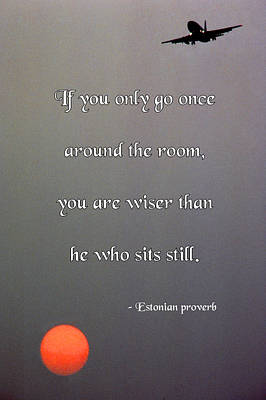 Estonian Proverb Posters