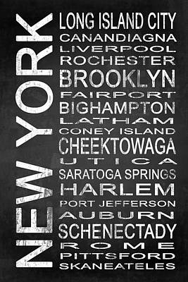 Harlem Ny Digital Art Posters