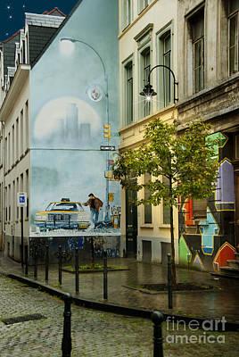 Rue Philippe De Champagne Posters