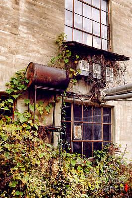 Rusted Barrels Posters