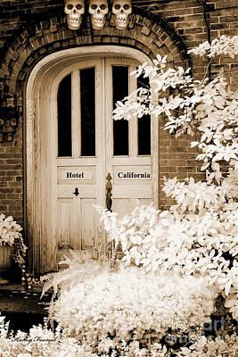 Spooky Door Posters