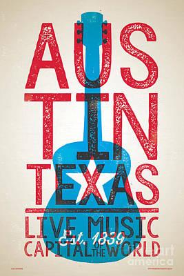 Keep Austin Weird Posters