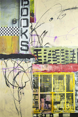 Store Fronts Mixed Media Posters